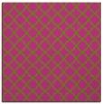 rug #410513 | square light-green traditional rug