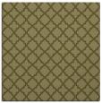 rug #410517 | square light-green traditional rug