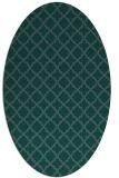 rug #410572 | oval traditional rug