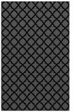 rug #410897 |  black traditional rug