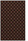 rug #410905 |  black geometry rug