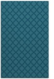 rug #410937 |  blue-green traditional rug