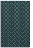 rug #410961 |  blue-green traditional rug
