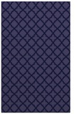 rug #410973 |  blue-violet traditional rug