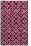 rug #410981    blue-violet traditional rug