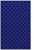 rug #410993 |  blue-violet traditional rug