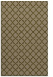 rug #411009 |  mid-brown traditional rug
