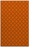 rug #411153 |  red-orange traditional rug
