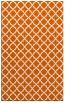 rug #411157 |  red-orange traditional rug