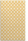 rug #411225 |  light-orange traditional rug