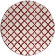 rug #411491   round traditional rug
