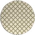 rug #411551 | round traditional rug