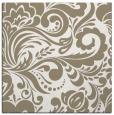 rug #411945 | square white damask rug