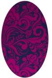 rug #412325 | oval rug