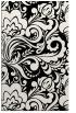 rug #412653 |  white damask rug
