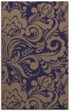rug #412757 |  beige damask rug