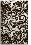 rug #412945 |  brown popular rug