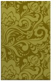 rug #412969    light-green damask rug