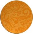 rug #413346   round damask rug