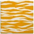 rug #414041   square light-orange animal rug