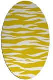 rug #414243 | oval animal rug