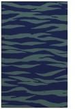 rug #414441    blue animal rug
