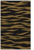rug #414525    mid-brown animal rug
