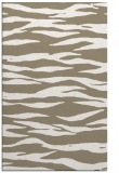 rug #414549 |  white stripes rug