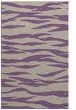 rug #414589 |  purple animal rug
