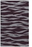 rug #414645 |  purple animal rug