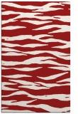 rug #414657 |  red animal rug