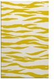 rug #414685 |  white stripes rug