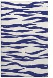 rug #414689    blue animal rug