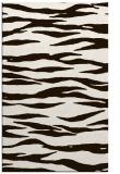 rug #414705 |  brown animal rug
