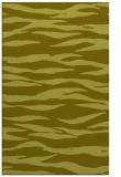 rug #414729 |  light-green animal rug