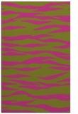 rug #414737 |  light-green animal rug