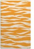 rug #414757    light-orange animal rug