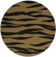 rug #414782 | round animal rug