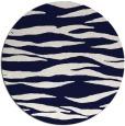 rug #415003 | round animal rug