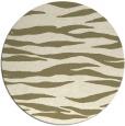 rug #415072 | round animal rug