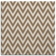 rug #415617 | square beige stripes rug