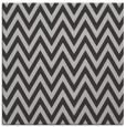 rug #415665   square red-orange popular rug