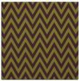 rug #415693 | square purple retro rug