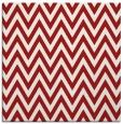 rug #415713 | square red retro rug