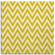 rug #415765 | square yellow stripes rug