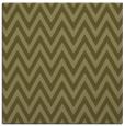 rug #415797   square light-green stripes rug