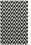 rug #416173    black stripes rug
