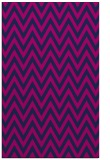 rug #416197 |  blue stripes rug