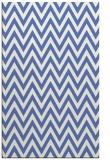 rug #416209 |  blue stripes rug