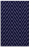 rug #416253 |  blue-violet stripes rug